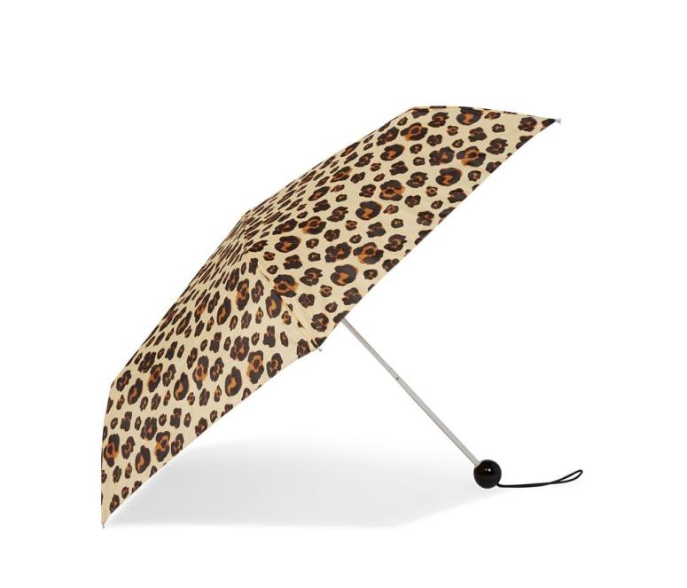 Topshop Leopard Print umbrella £16