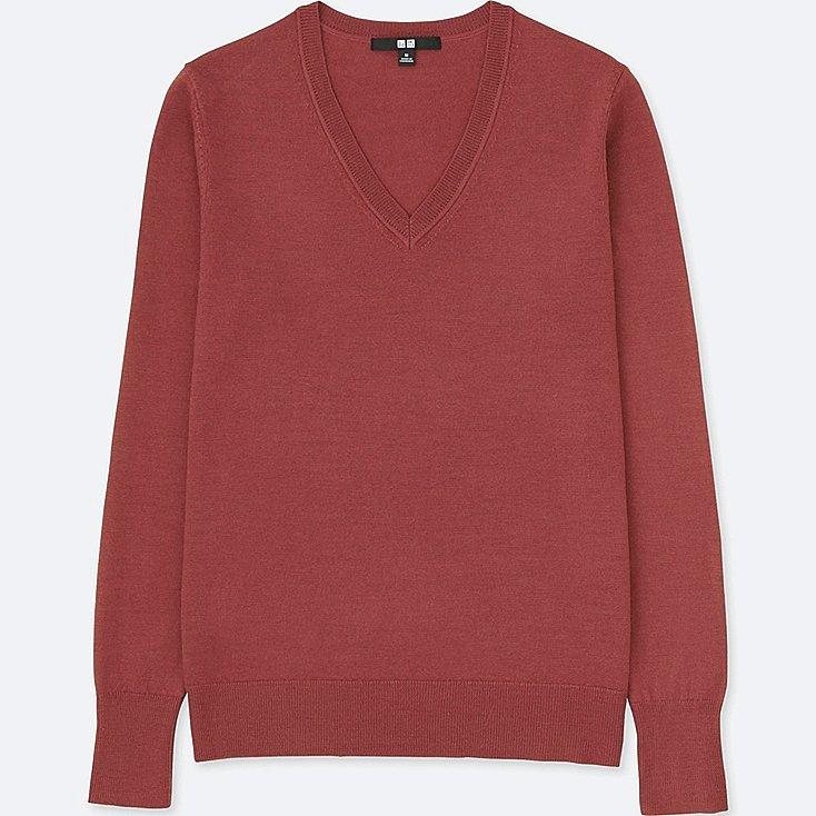 Uniqlo Extra fine merino wool £14.90, normally £24.90