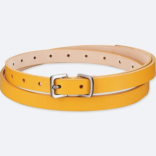 Uniqlo leather belt £24.90