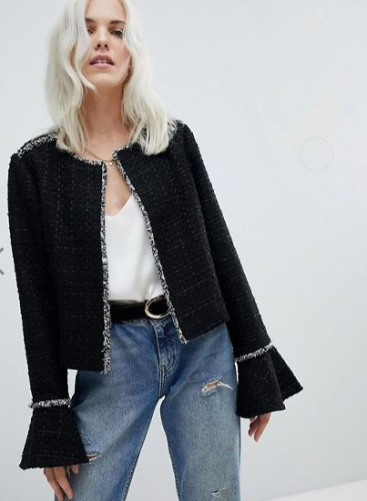 Vero Moda jacket at Asos £35