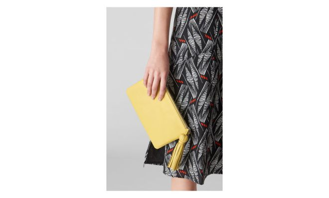 Whistles tassel pouch £49