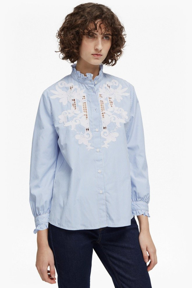 French Connection Olasega shirt £75