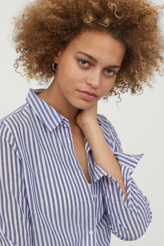 H&M stripe £8.99