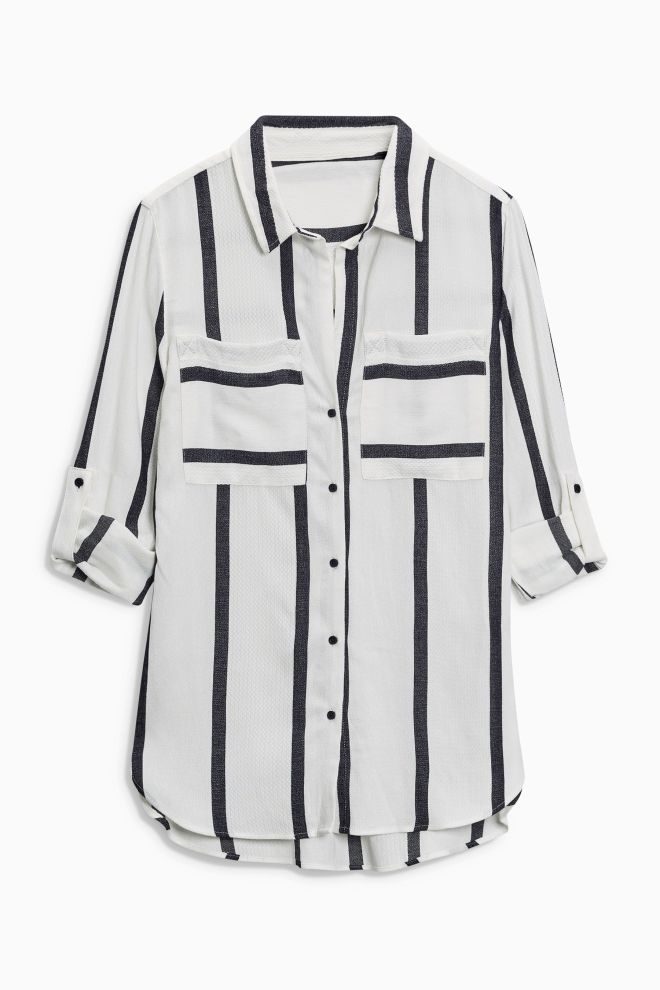 Next stripe shirt £30