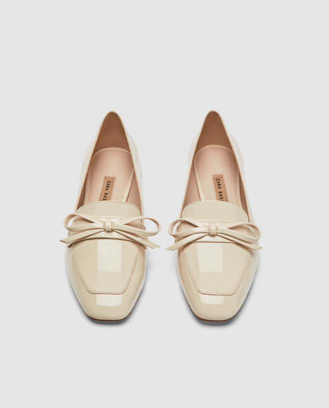 Zara loafers £25.99