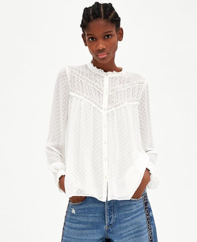 Zara pin tuck £28.99