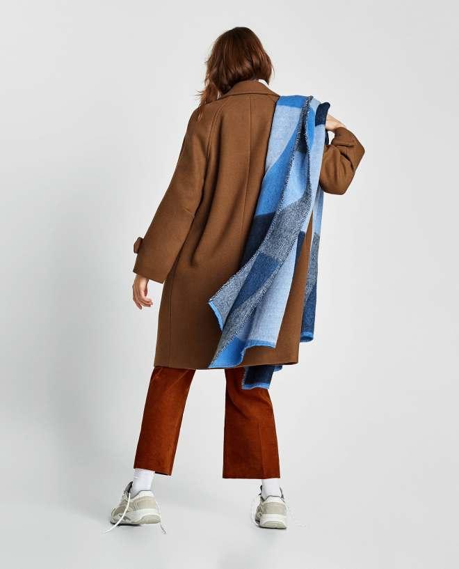 Zara scarf £19.99