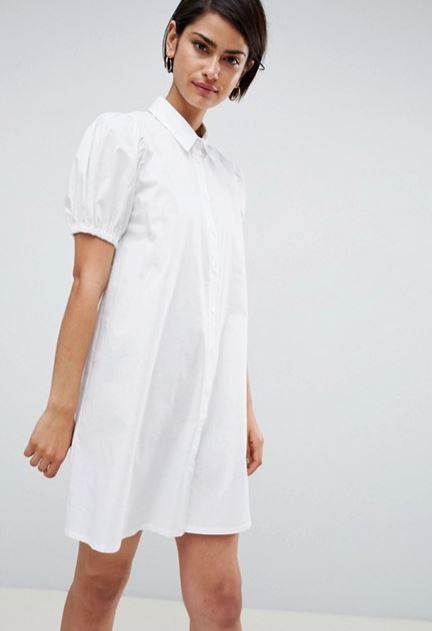 Asos Design shirt dress £25