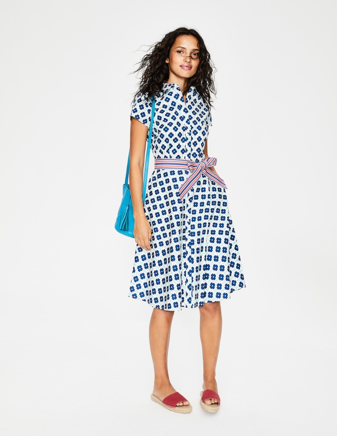 Boden Sophia Shirt dress £80