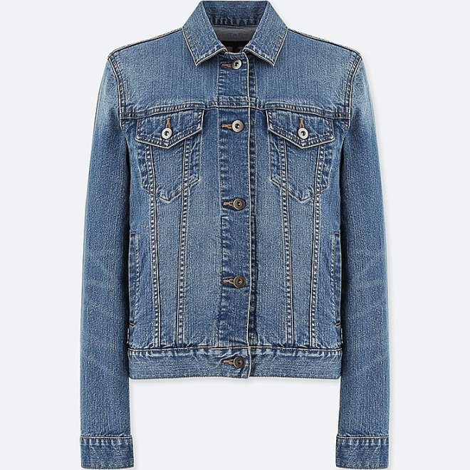 Denim jacket £34.90