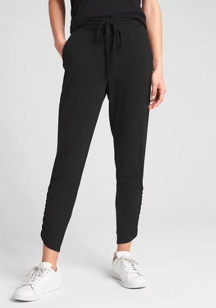 Gap Soft Spun pants with cinched ankle £29.95