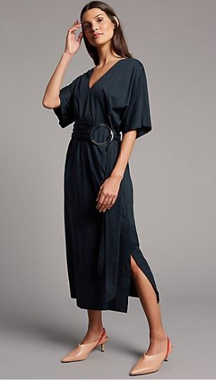 M&S Autograph Cotton dress £55
