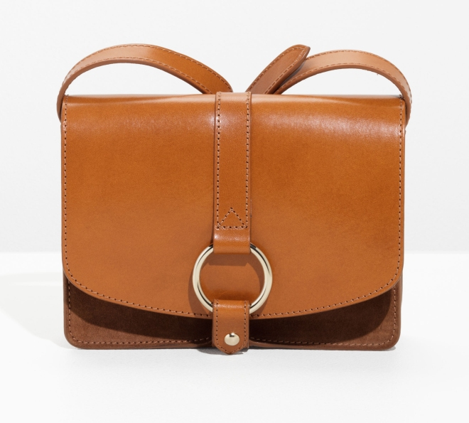 & Other Stories leather bag £89