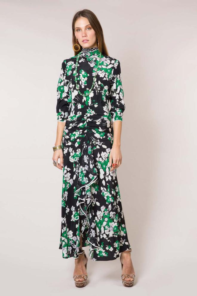 Rixo - Lucy 30s Bunch Floral £315