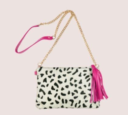 The Foundary Marcia tassel pouch £39.50