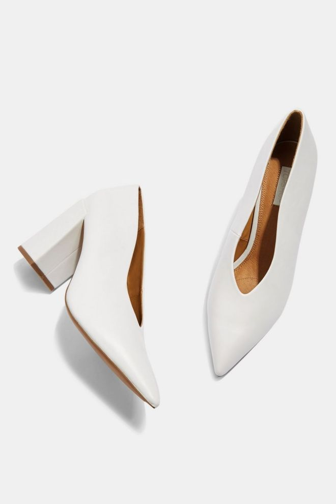 Topshop Grove V-cut courts £49