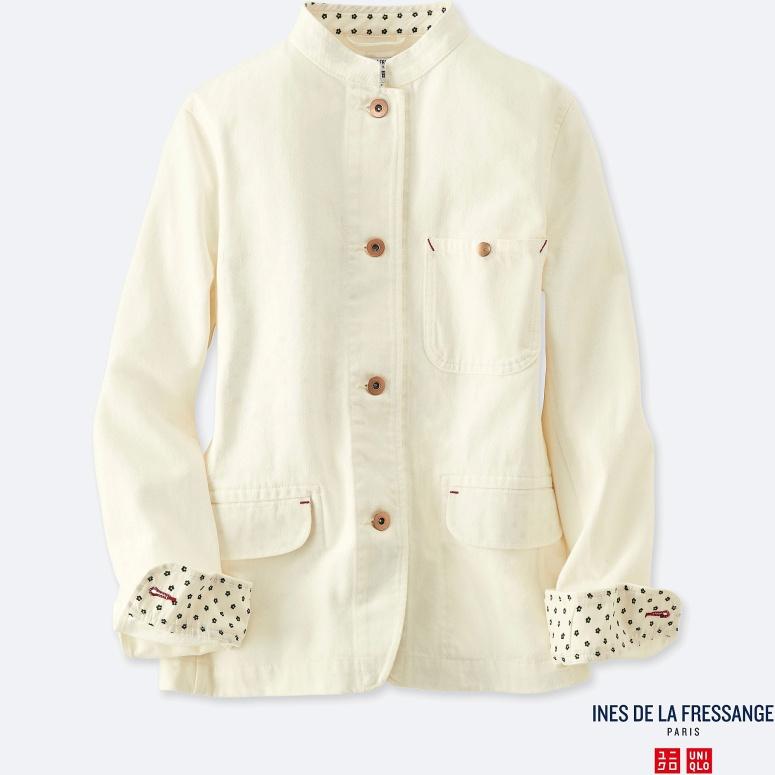 Uniqlo Denim jacket £49.90