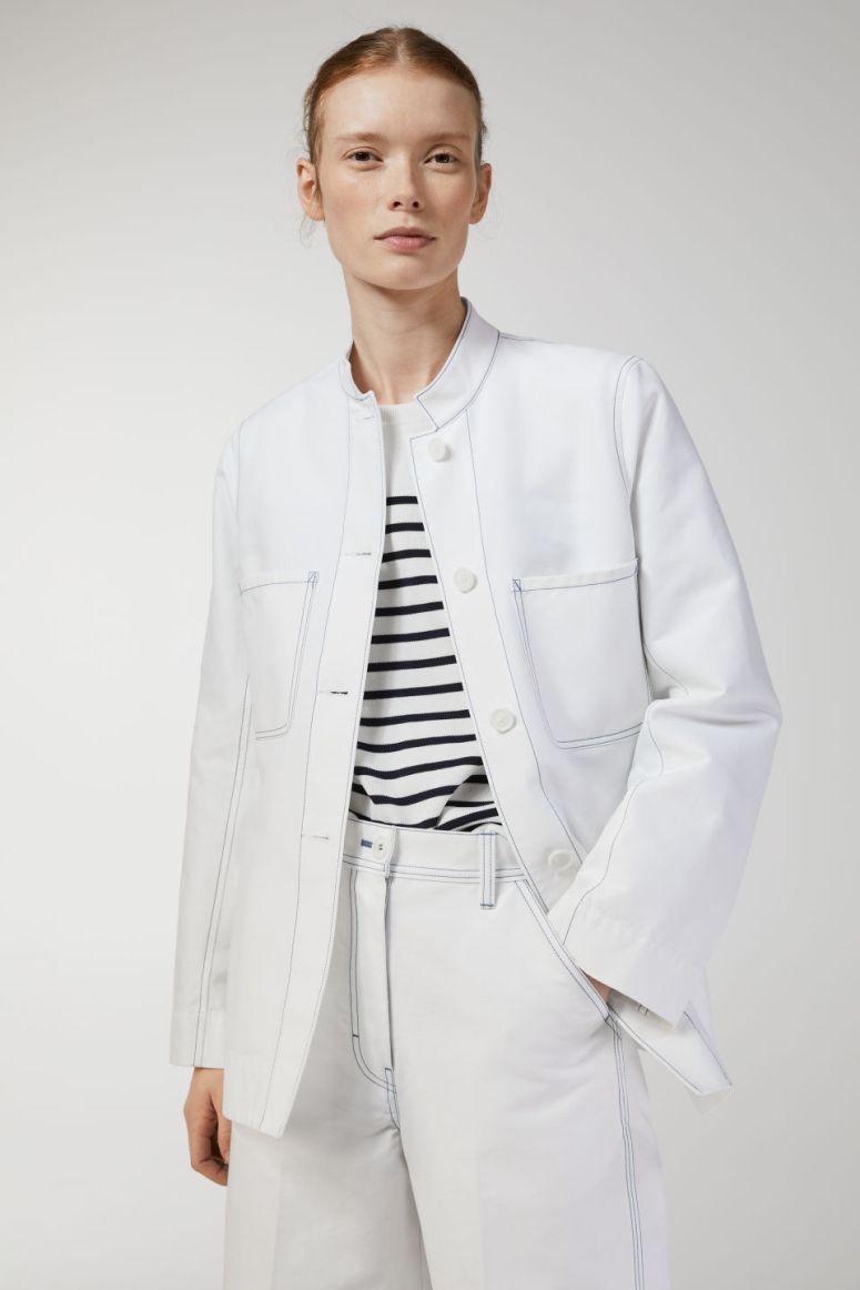 Arket cotton twill jacket £79