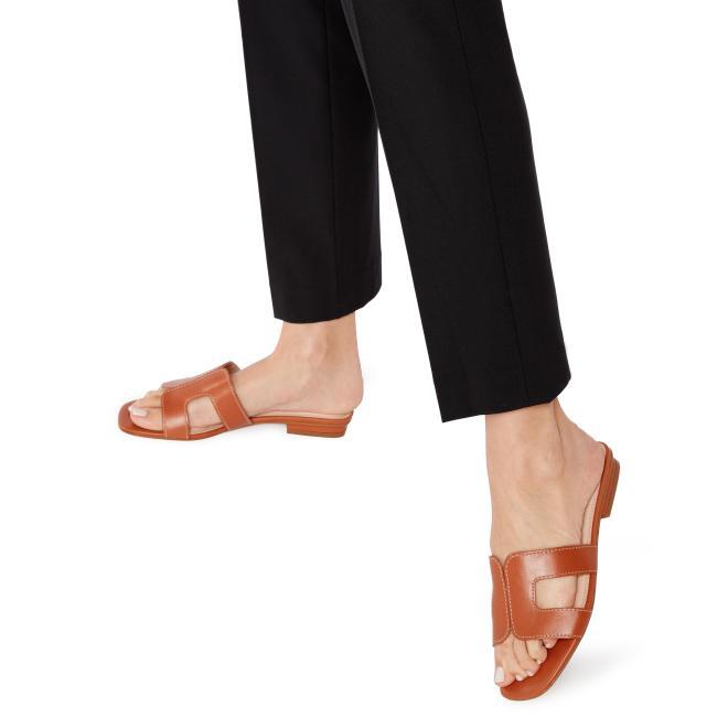 Dune Loupe Smart Slider Sandal £80
