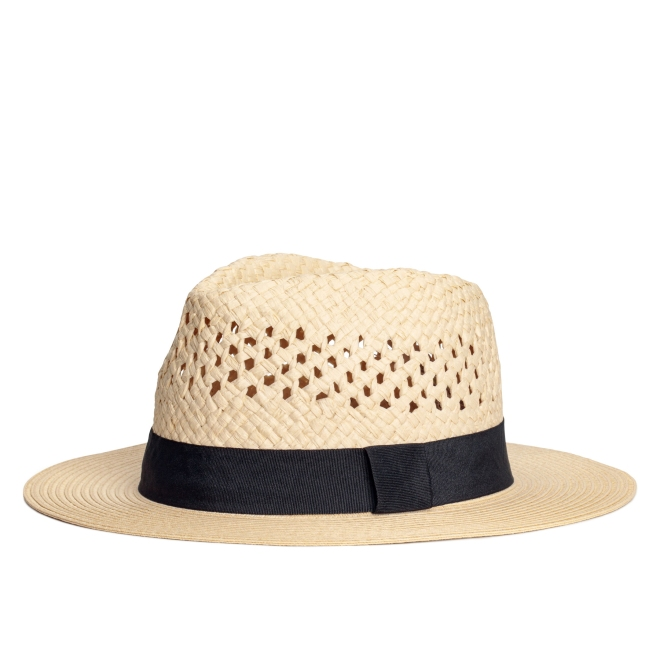 H&M Straw hat £8.99