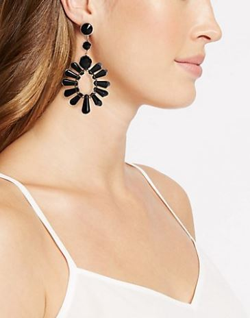 M&S Spike Earrings £9.50