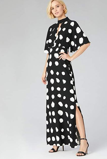 Truth & Fable Amazon maxi dress £62