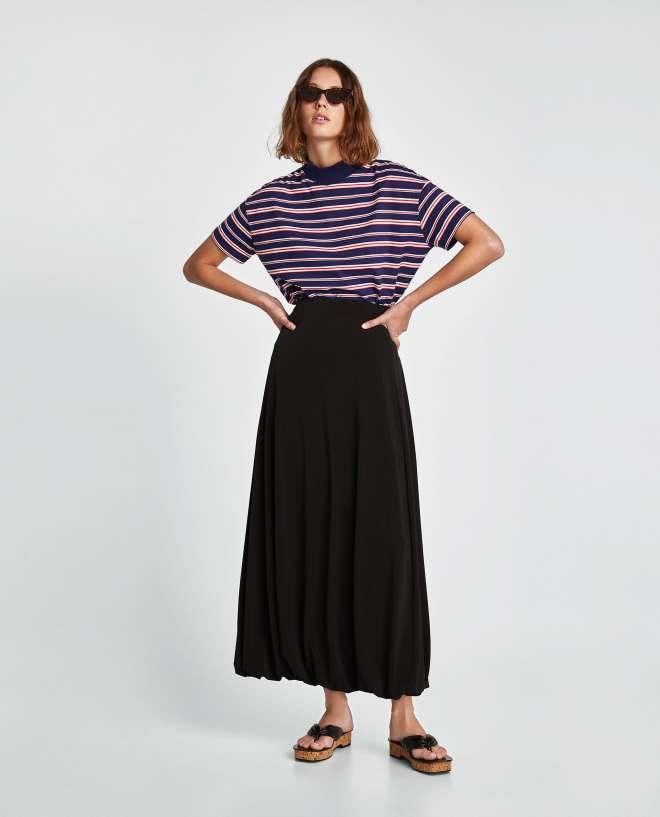 Zara long skirt £19.99