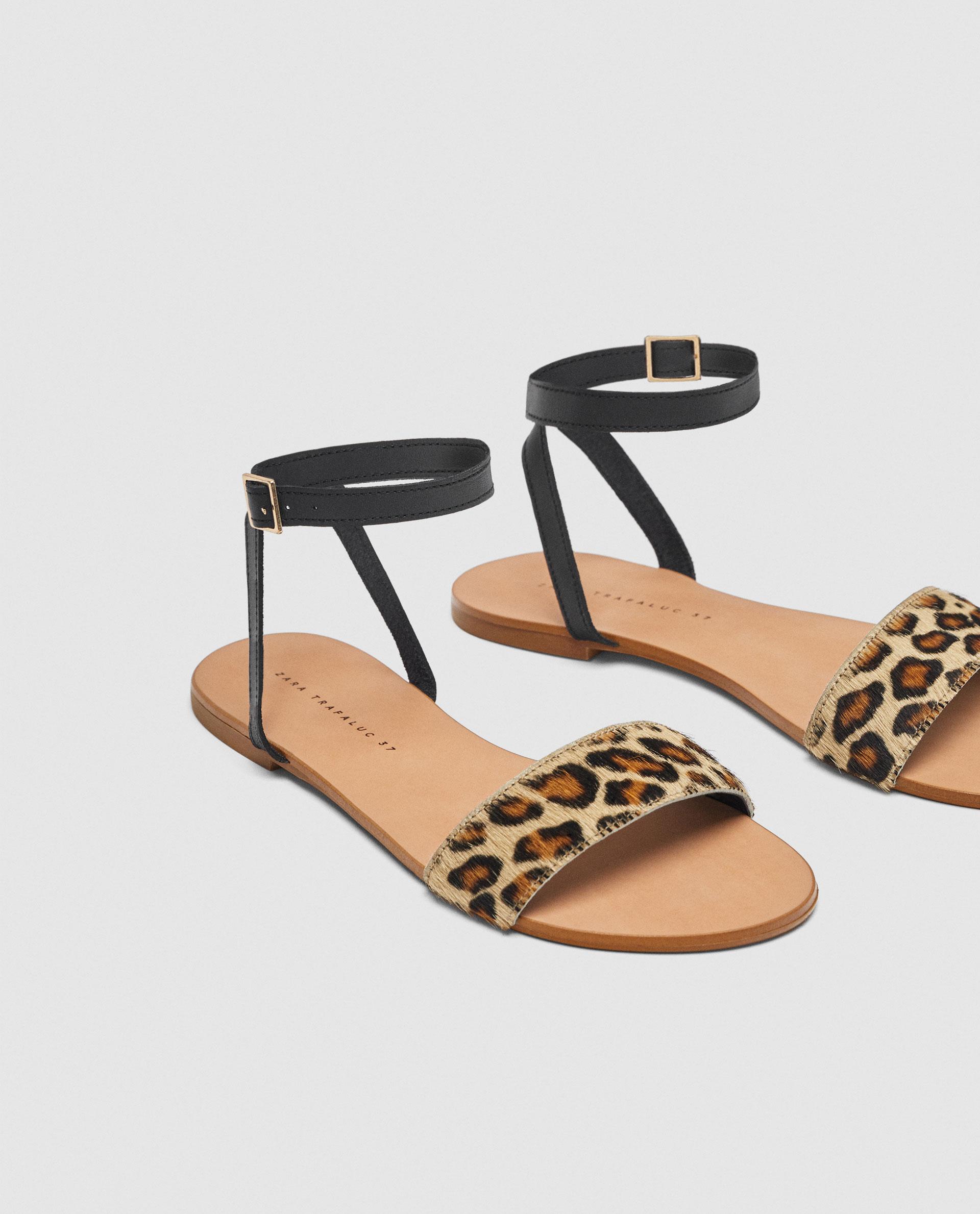 Zara sandals £25.99