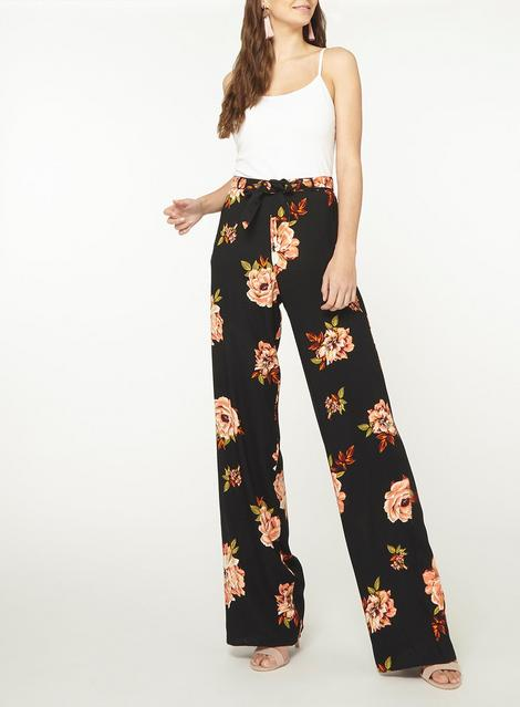 Dorothy Perkins Tall printed trousers £26