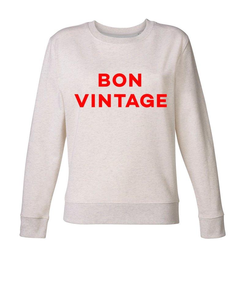 FWP by Rae, Bon Vintage Sweat shirt £39