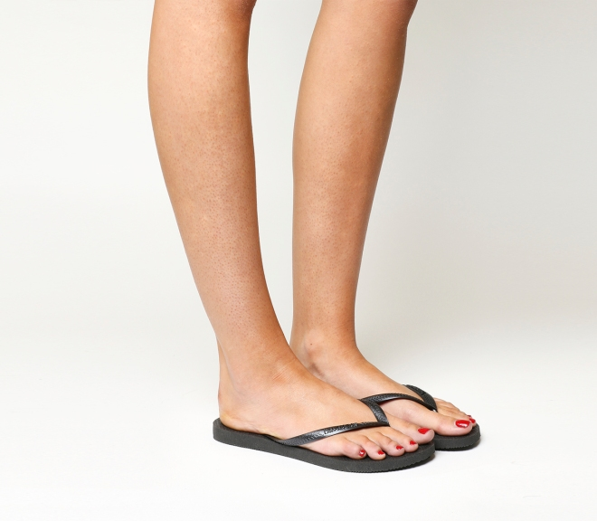 Havaianas Slim Flip Flop black £24