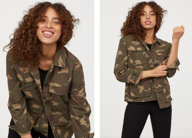 H&M Utility Jacket £24.99