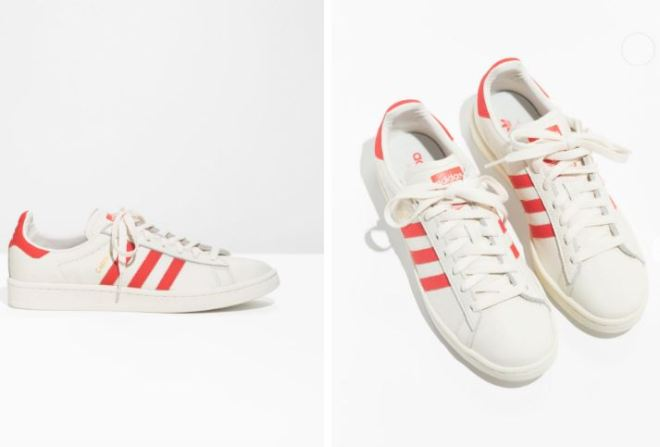 & Other Stories Adidas Campus Sneakers £80