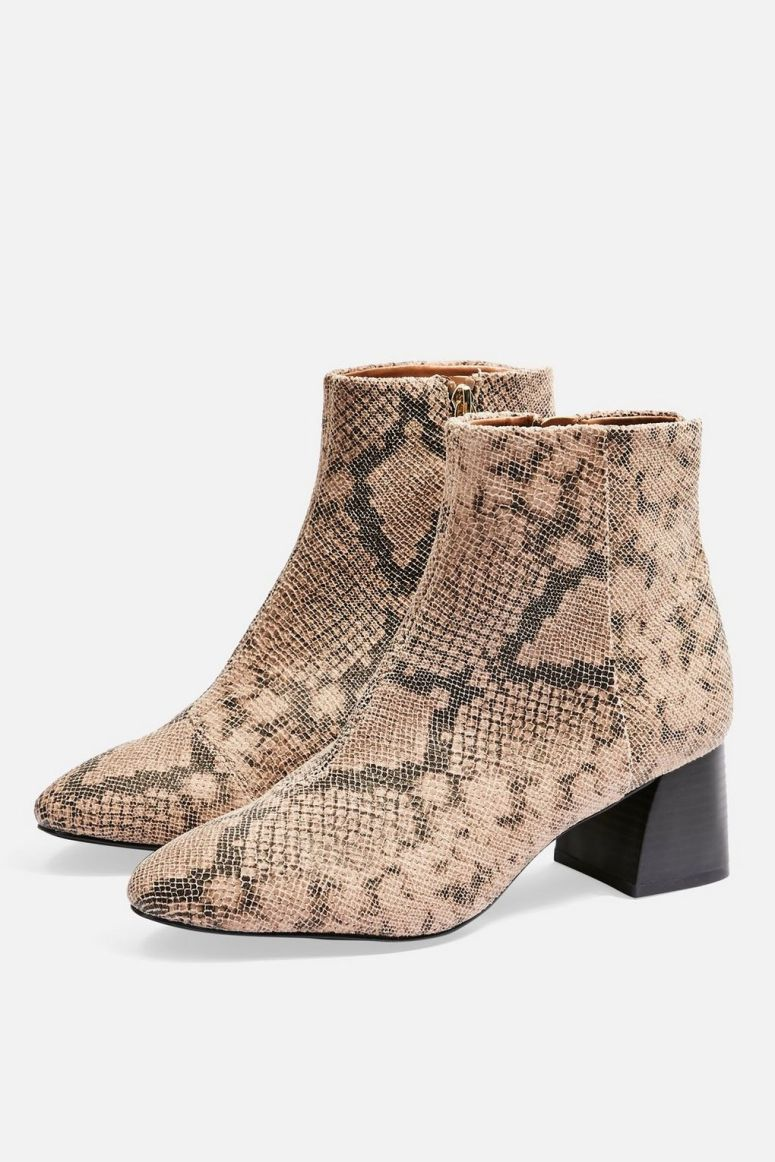 Topshop Babe boots £39