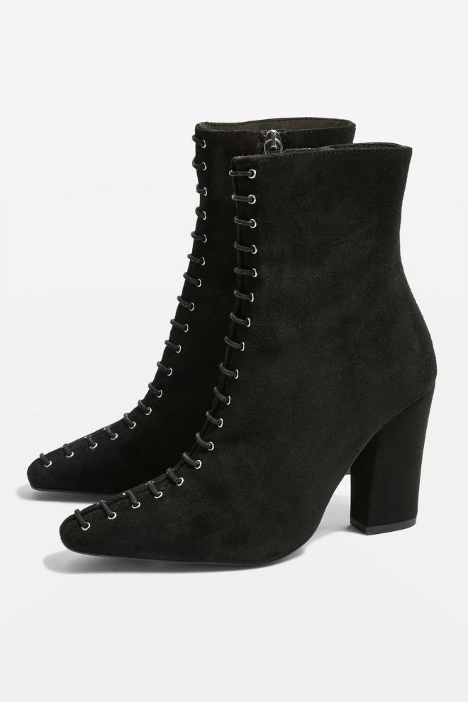 Topshop Harriet Lace up Boots £85