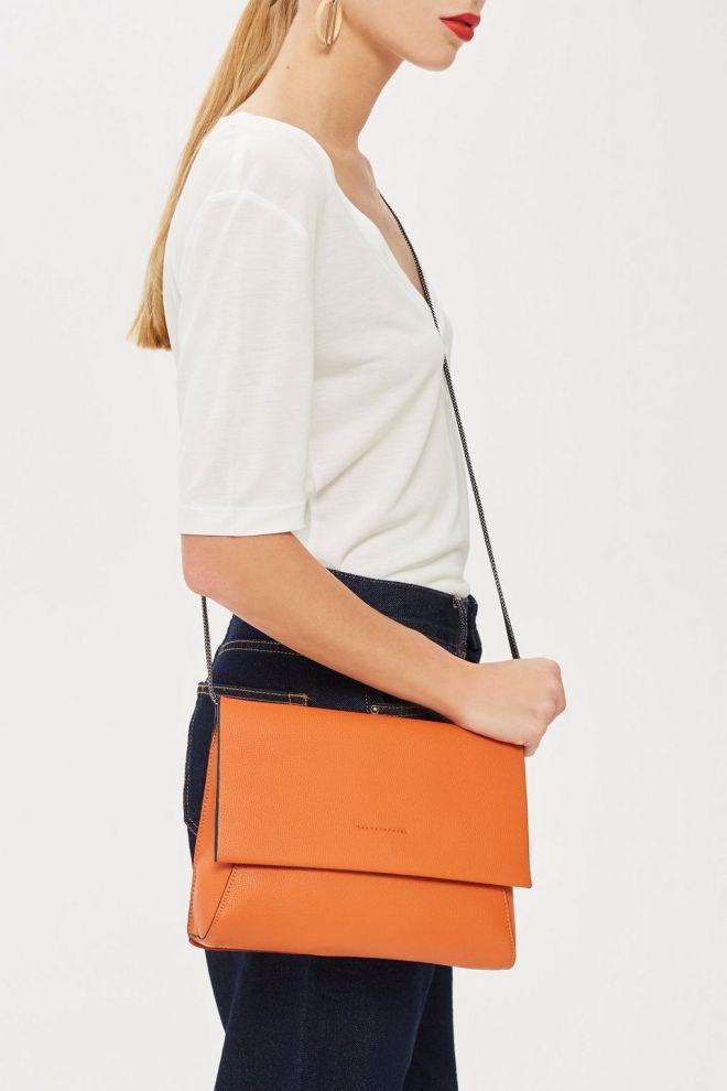 Topshop Leila clutch bag £18