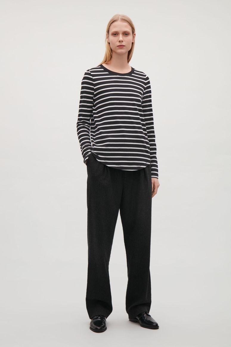 Cos Long Sleeve Stripe top £17