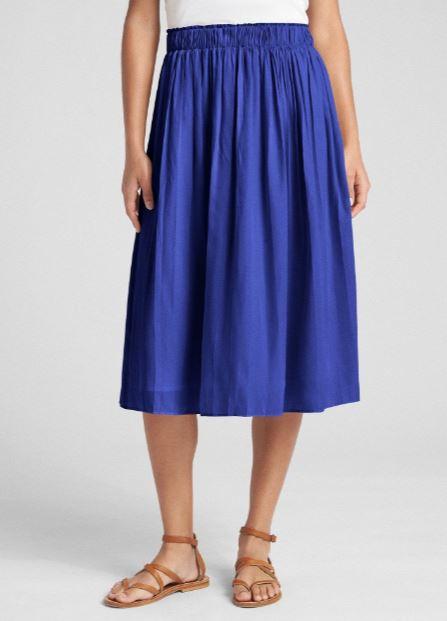 Gap Pleated Midi Skirt £37.99, was £54.95