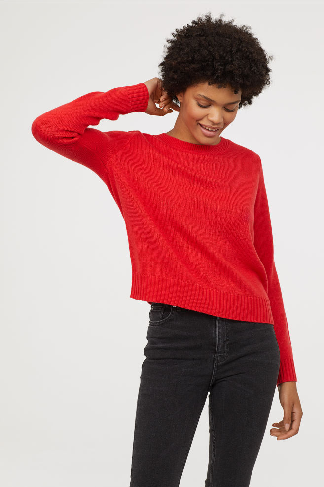 H&M Knitted Jumper £8.99