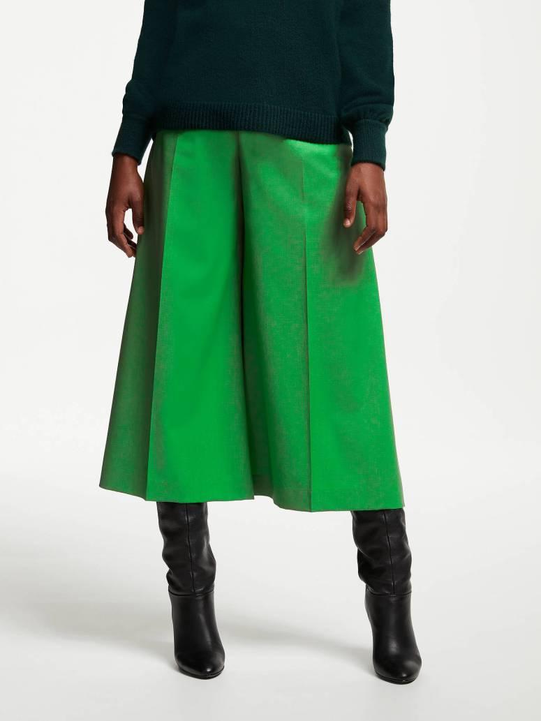 John Lewis & Partners Wide Leg Wool Culottes £99