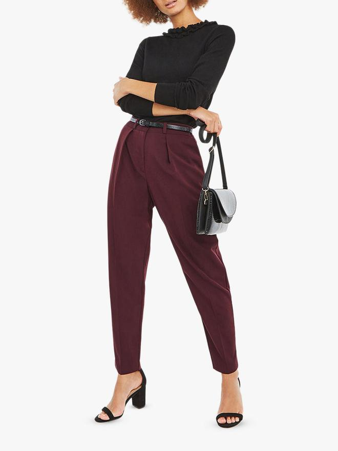 Oasis at John Lewis & Partners Peg trousers £36