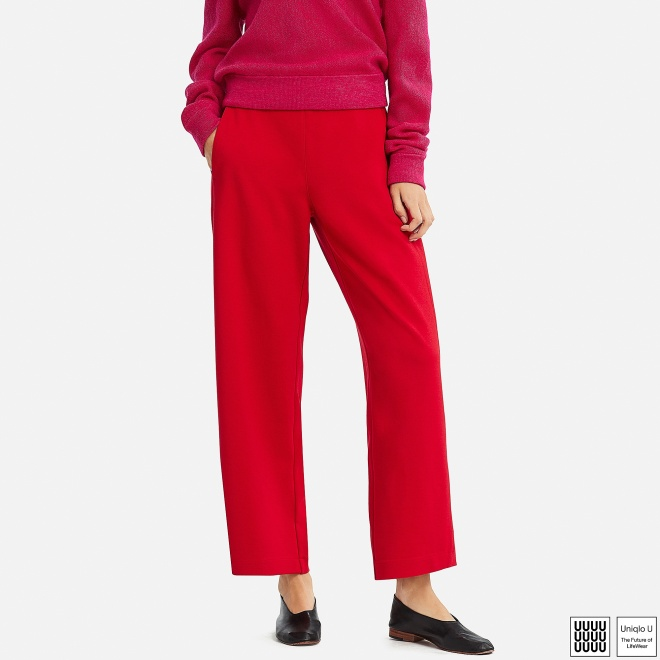 Uniqlo Ponte trousers £34.90