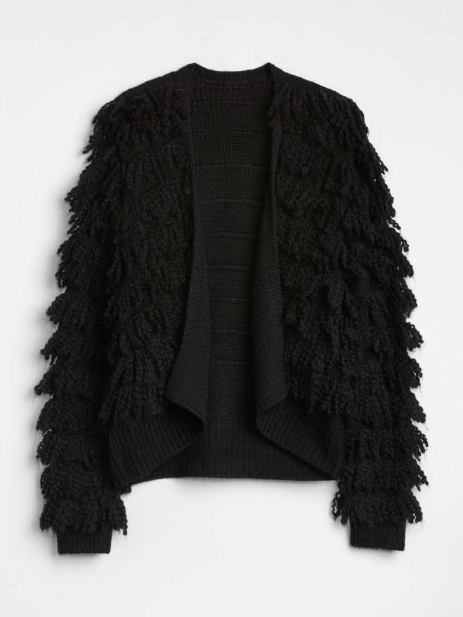 Gap Fringed Cardigan £69.96, was £99.95