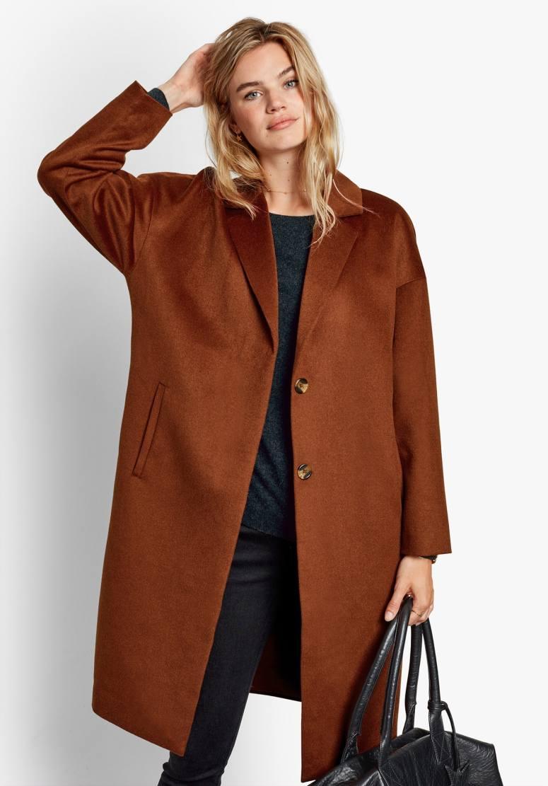 Hush Anya Long Coat £170