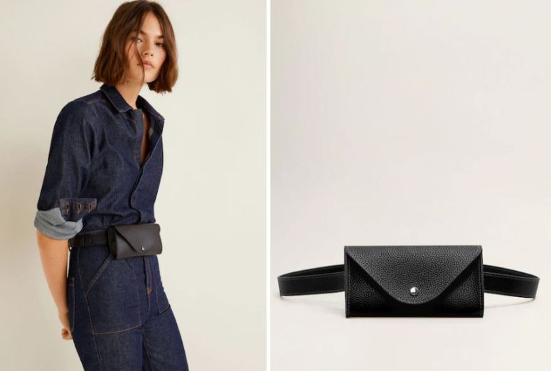 Mango Flap belt bag £12.99