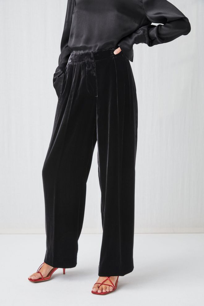 Arket Wide Trousers £99