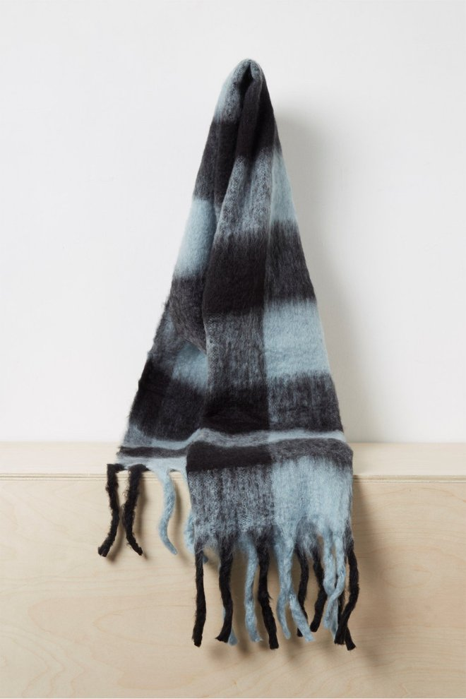 French Connection Fifi Checked Scarf £55