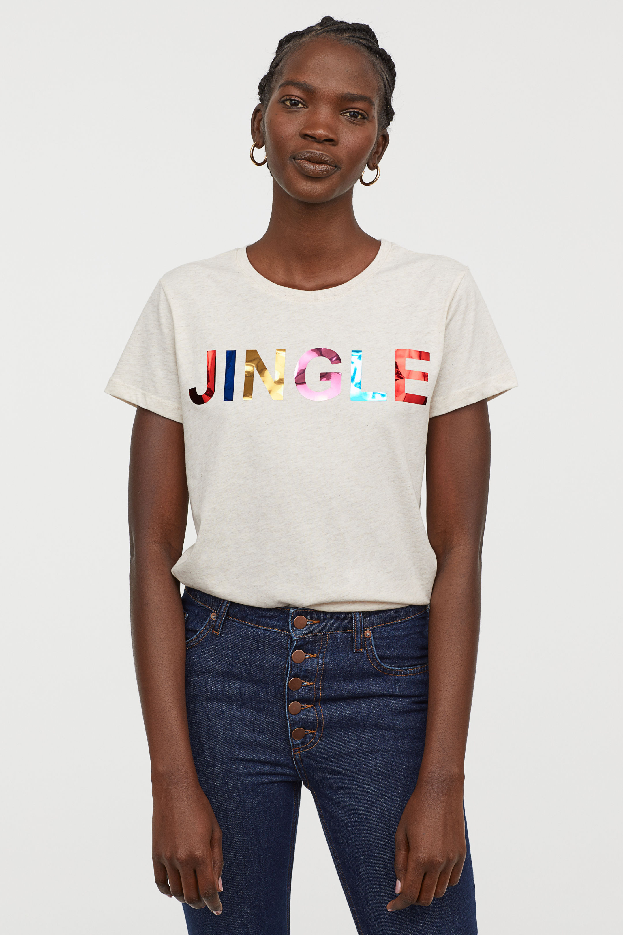 H&M Jingle t-shirt £8.99