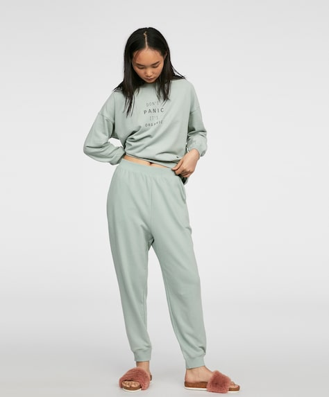 Oysho 'Don't Panic Trousers £25.99
