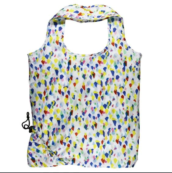 Paperchase Speckles foldaway shopper £5